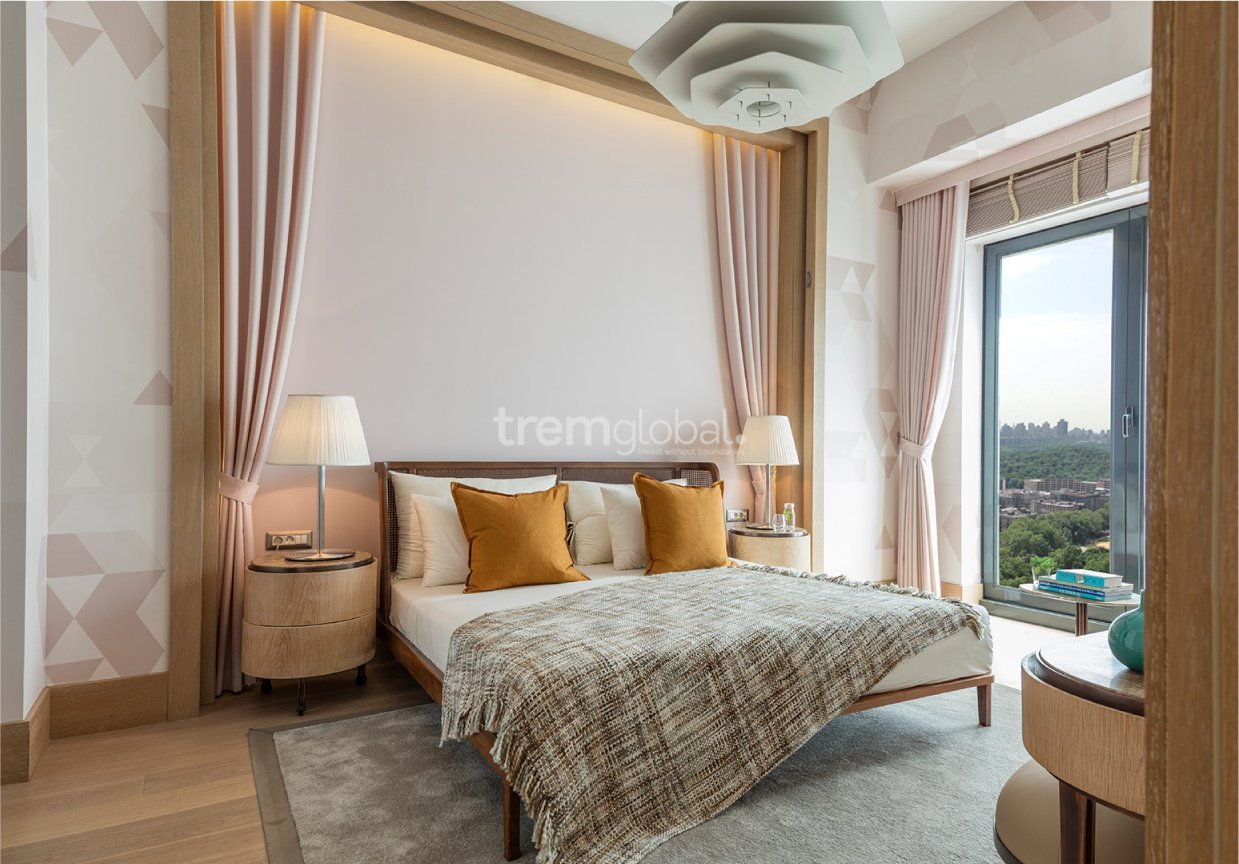 real estate for sale in Istanbul / Sarıyer Flats & Home Offices