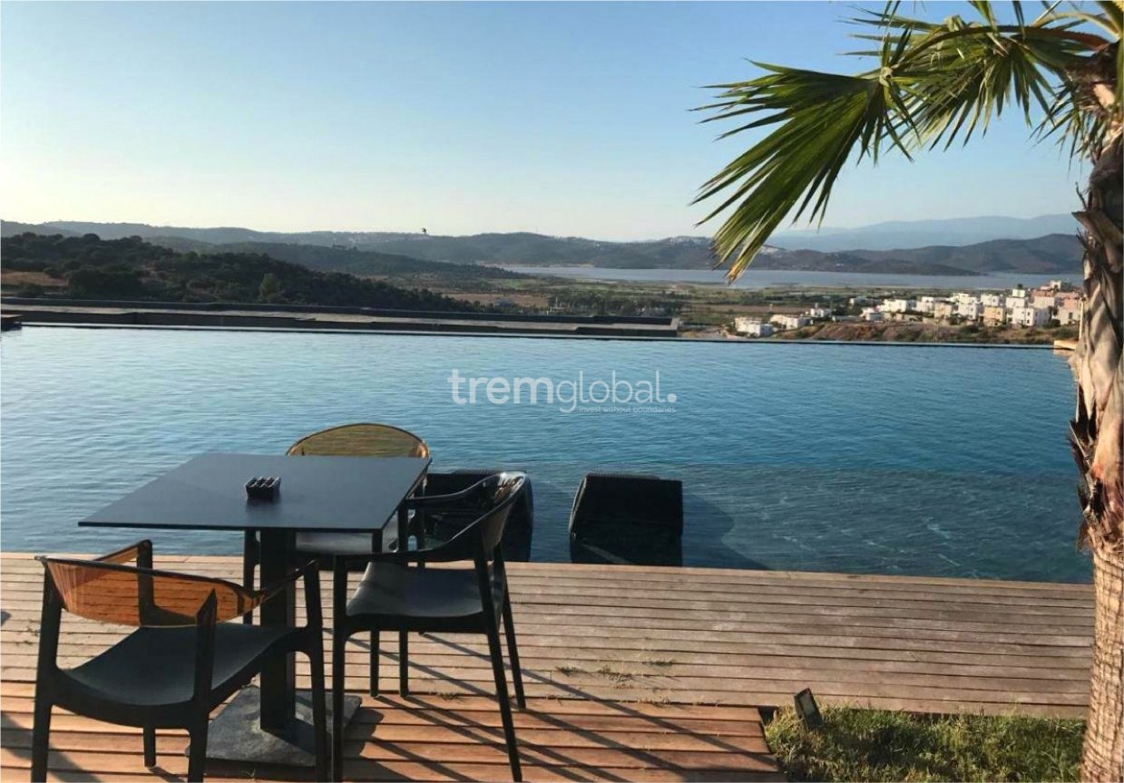 real estate for sale in Muğla / Bodrum Apartments