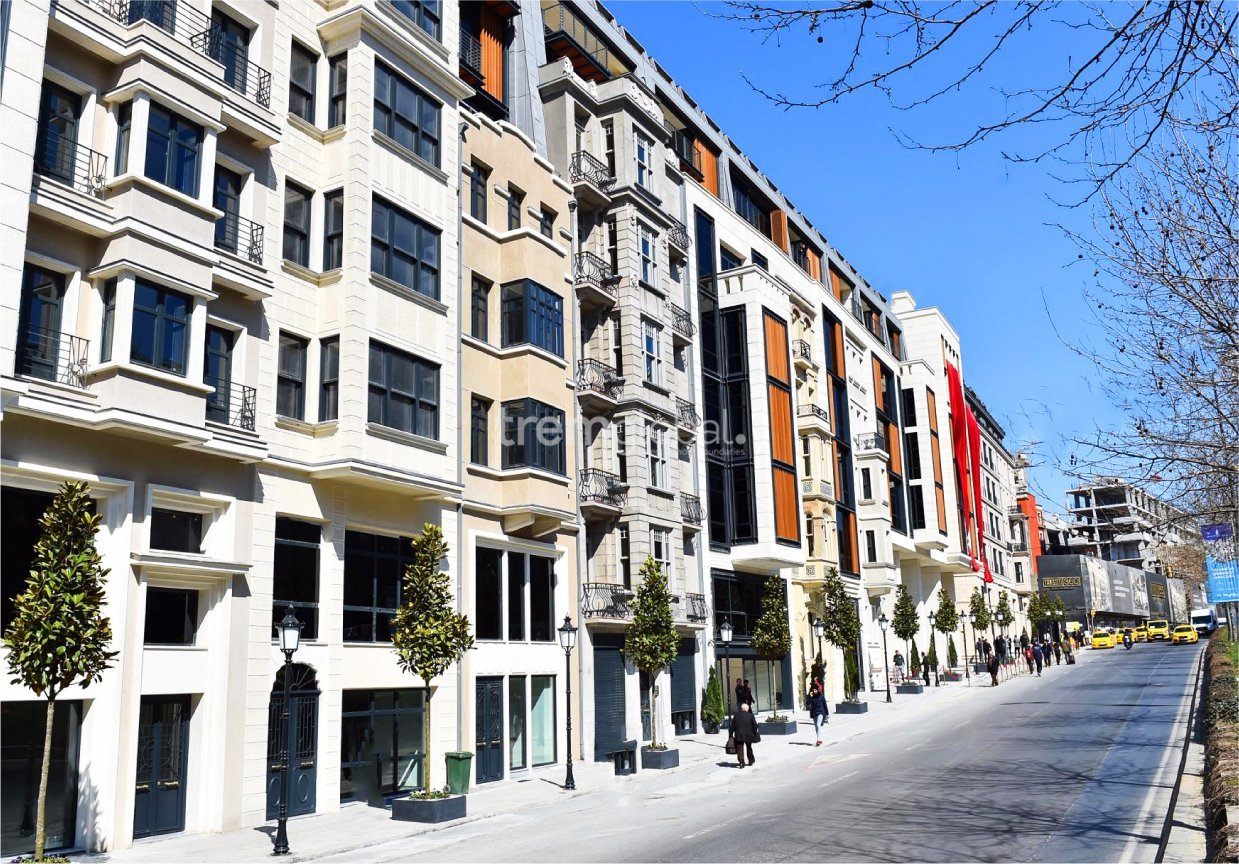 real estate for sale in Istanbul / Beyoğlu Flats & Home Offices