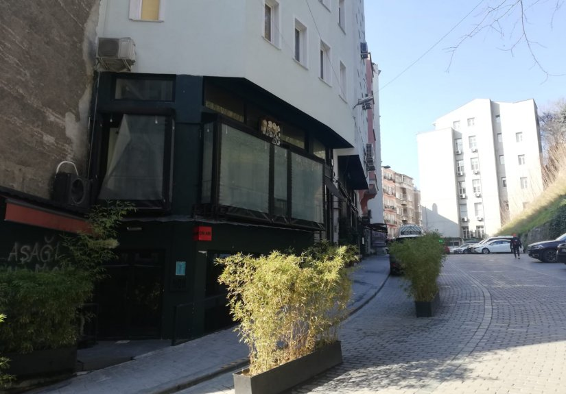 real estate for sale in İstanbul / Beyoğlu Commercial