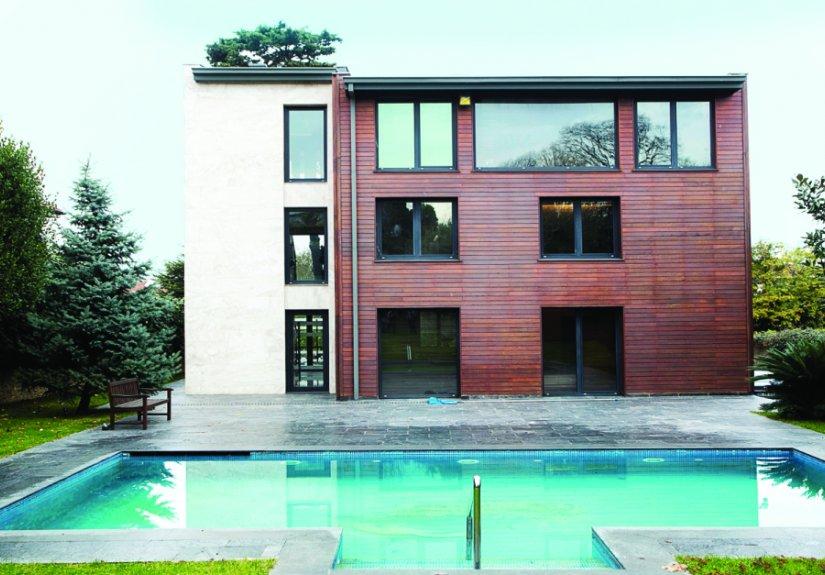 7+2 Bosphorus View Villa For Sale - 2
