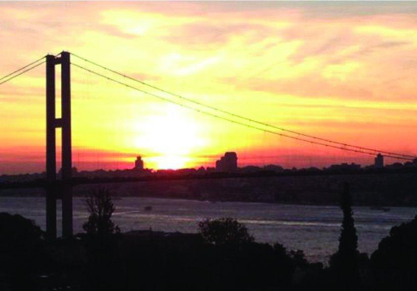 7+2 Bosphorus View Villa For Sale -