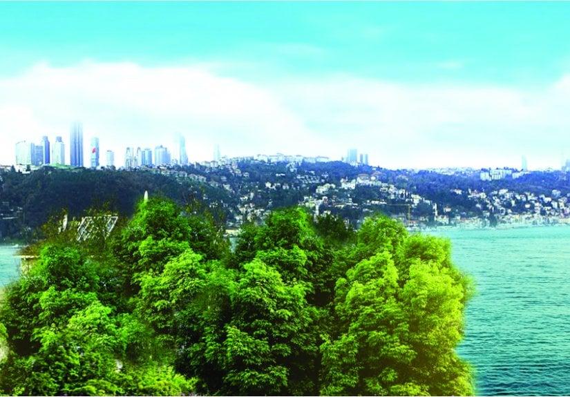 7+2 Bosphorus View Villa For Sale - 4