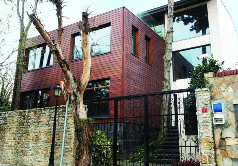 7+2 Bosphorus View Villa For Sale - 3