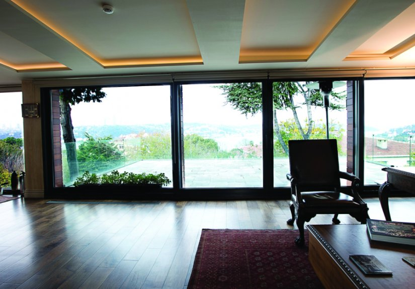 7+2 Bosphorus View Villa For Sale - 12