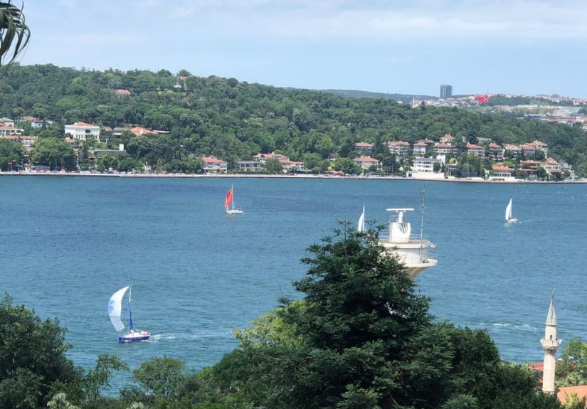 7+4 mansion with magnificent Bosphorus View - 12
