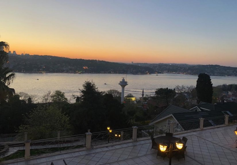 7+4 mansion with magnificent Bosphorus View - 16