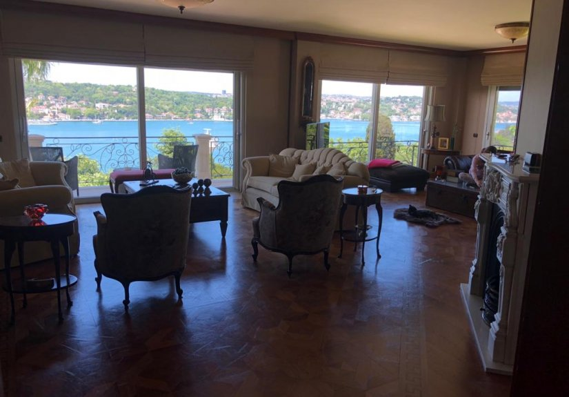 7+4 mansion with magnificent Bosphorus View - 20