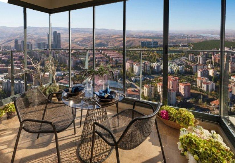 real estate for sale in Ankara / Çankaya Apartment