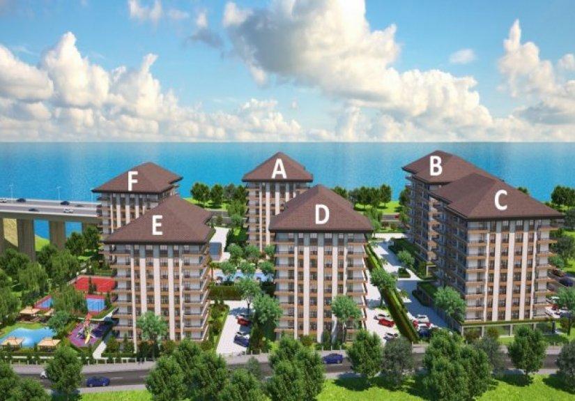 real estate for sale in İstanbul / Beylikdüzü Apartment
