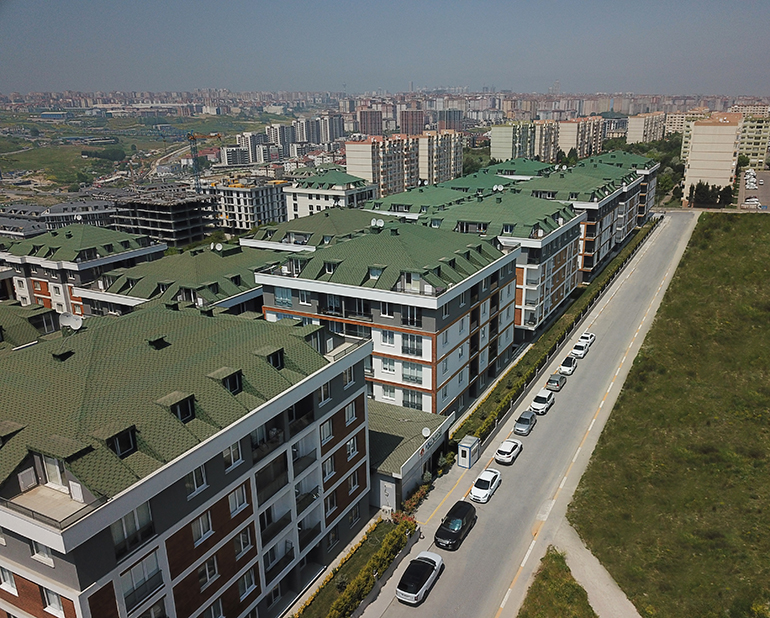 real estate for sale in İstanbul / Kavakli Apartments