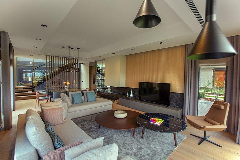 real estate for sale in İstanbul / Büyükçekmece Villas