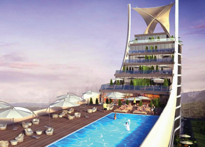 real estate for sale in İstanbul / Basın Express Flats
