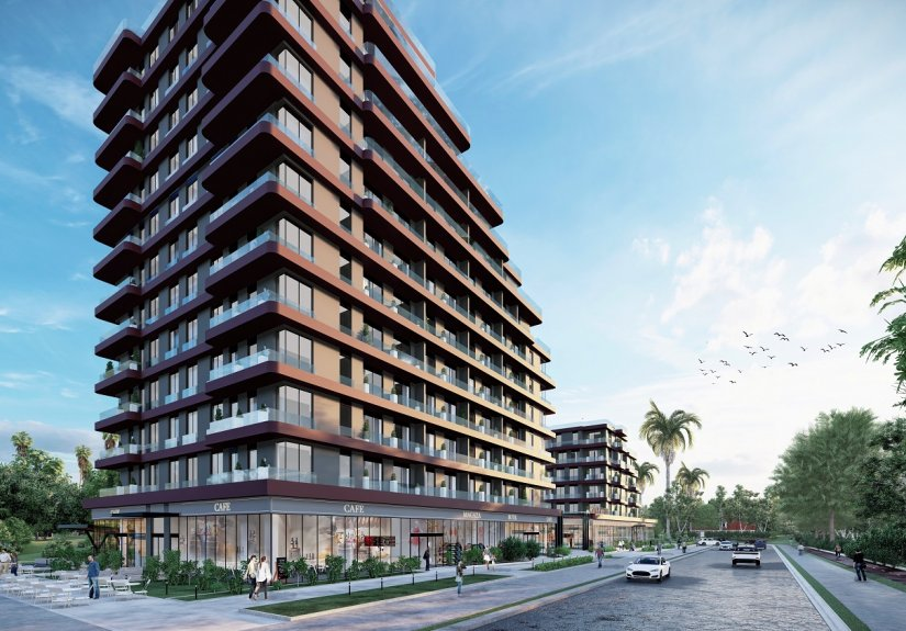 real estate for sale in İstanbul / Kağithane Residence