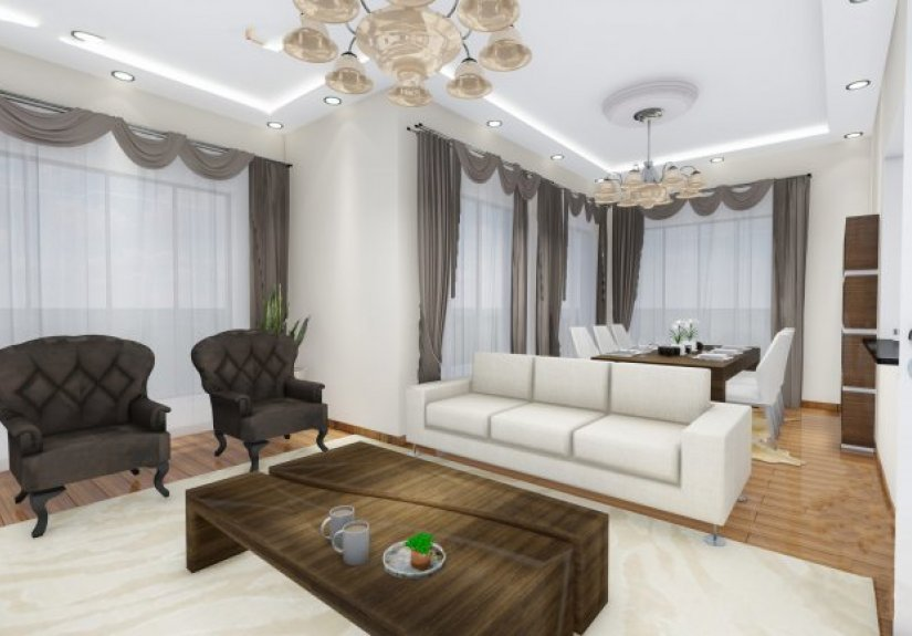 real estate for sale in Yalova / Termal Apartments