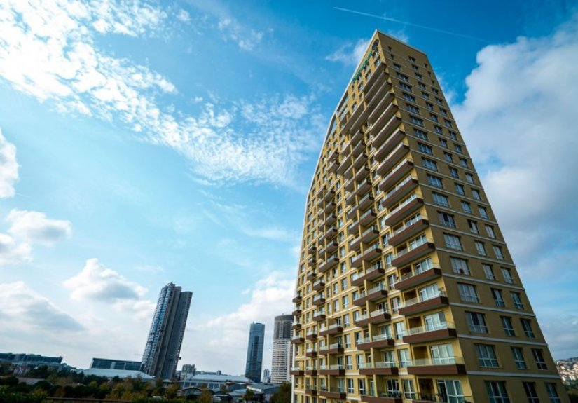real estate for sale in İstanbul / Kartal Apartments
