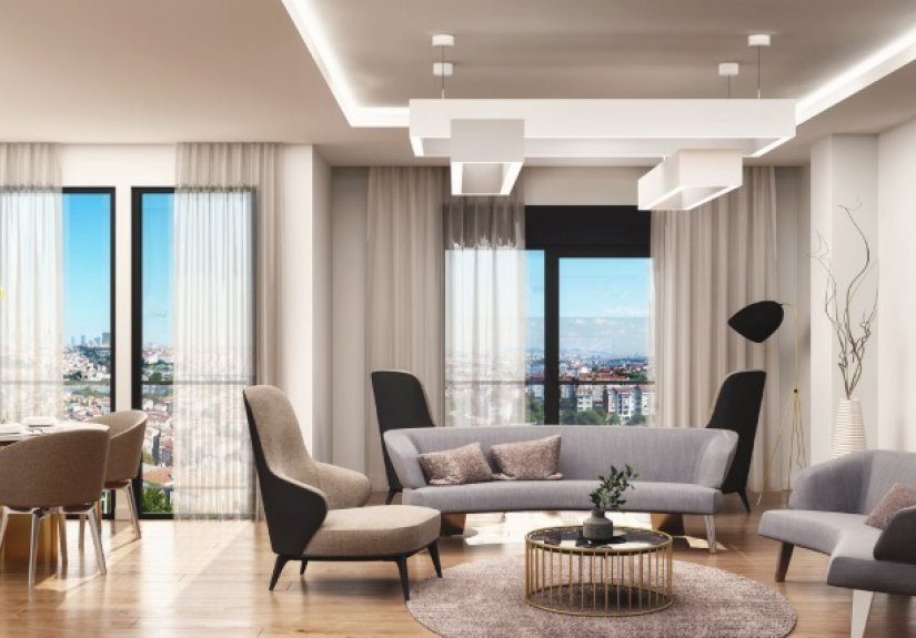 real estate for sale in Istanbul / Eyüpsultan Apartment