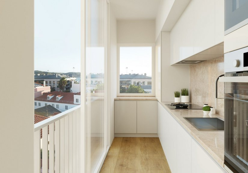 real estate for sale in Lisbon / Algés Apartment