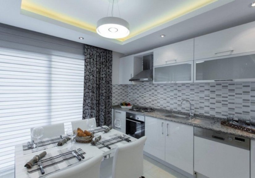 real estate for sale in Antalya / Alanya Apartment