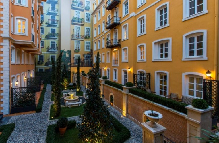 real estate for sale in istanbul / beyoğlu Flats