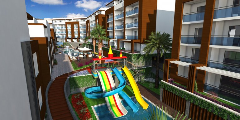 real estate for sale in Bursa / Mudanya Flats & Dublex