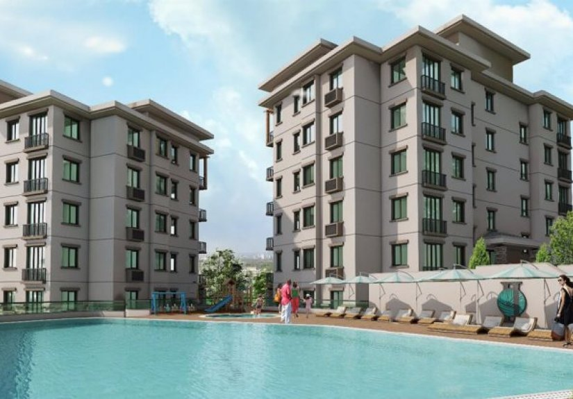 real estate for sale in Istanbul / Başakşehir Apartments