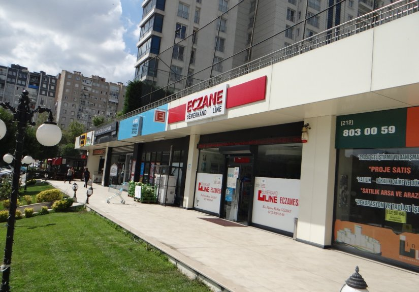 real estate for sale in İstanbul / Beylikdüzü Commercial