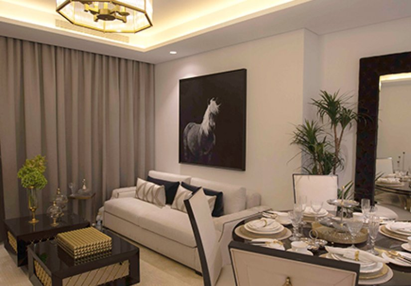 Damac Paramoıunt Tower Hotel Residences - 5