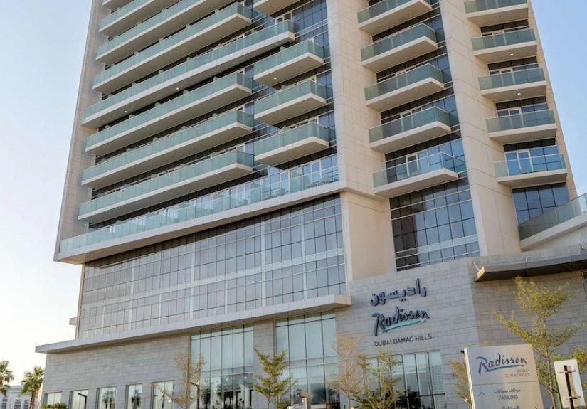 Damac Radisson Hotel - 2