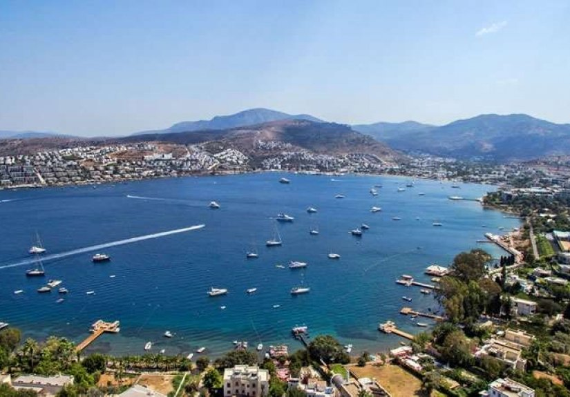 real estate for sale in Muğla / Bodrum Villa