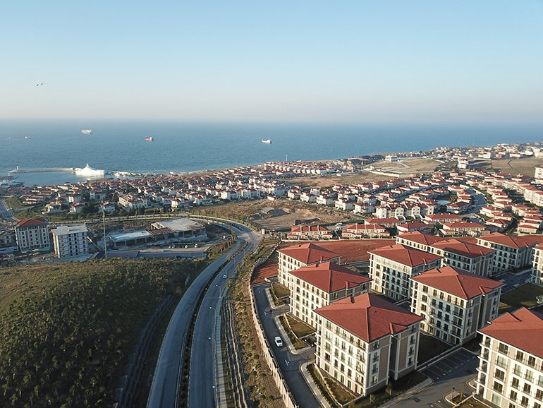 real estate for sale in istanbul / beylikdüzü Apartments/Villas