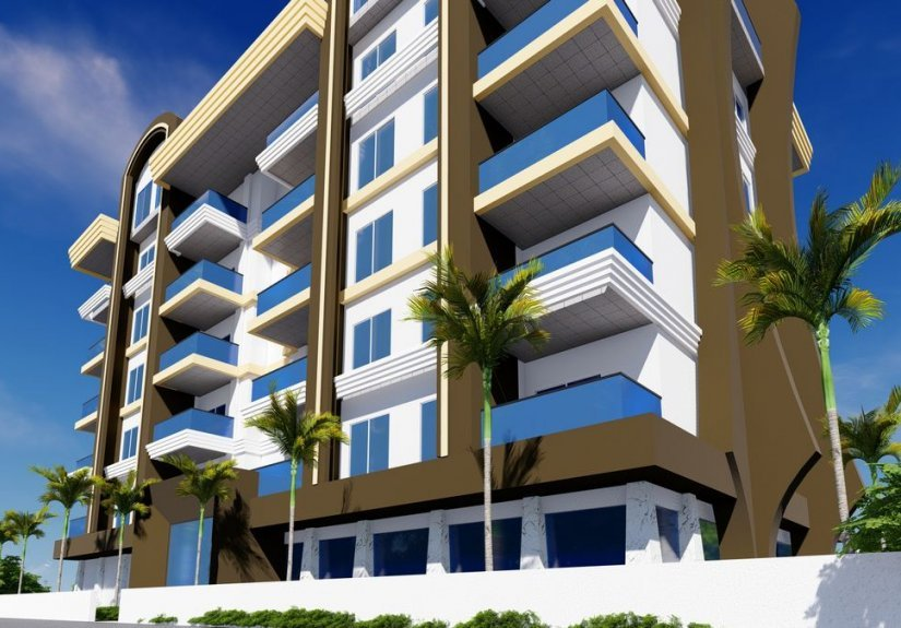 real estate for sale in Antalya / Alanya Residence