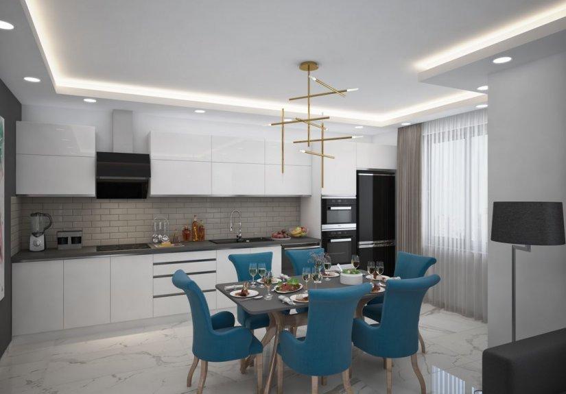 real estate for sale in Antalya / Alanya Residence
