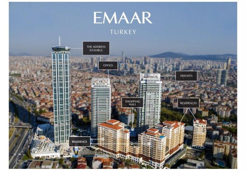 Emaar Square - 2