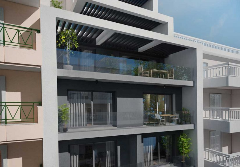 Ethereal Athens Residence - 2