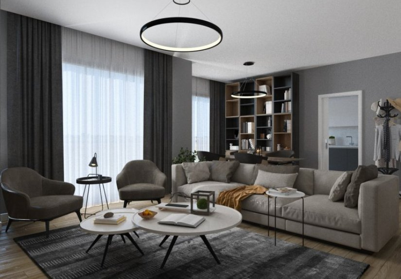 real estate for sale in İstanbul / Avcilar Apartment