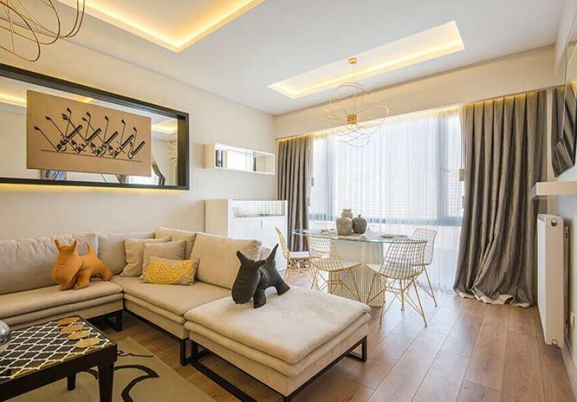 real estate for sale in İstanbul / Başakşehir Apartments
