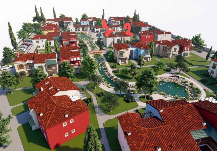 real estate for sale in Muğla / Fethiye Villa