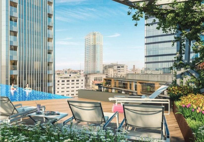 real estate for sale in İstanbul / Şişli Residence