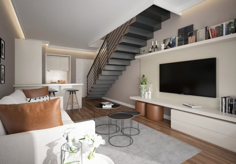 real estate for sale in İstanbul / Kağithane Apartment