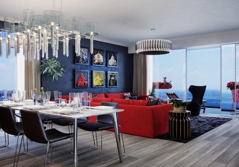 real estate for sale in İzmir / Bornova Residence