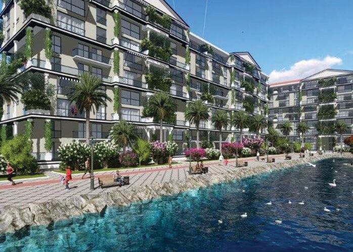 real estate for sale in istanbul / Küçükcekmece Flats