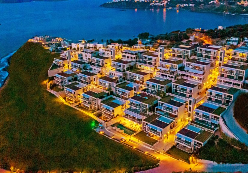 real estate for sale in Muğla / Bodrum Apartment