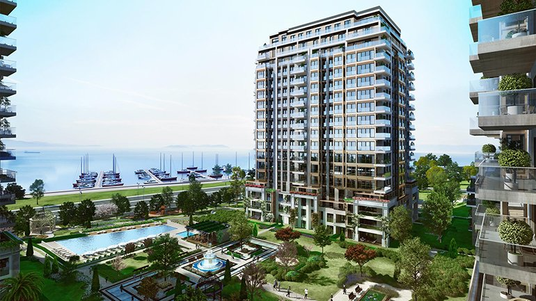 real estate for sale in İstanbul / Zeytinburnu Flats