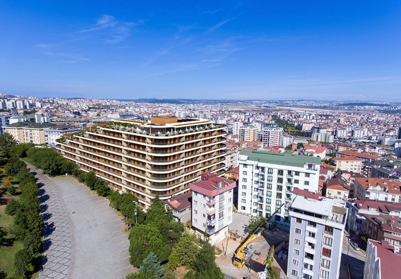 real estate for sale in İstanbul / Pendik Residence