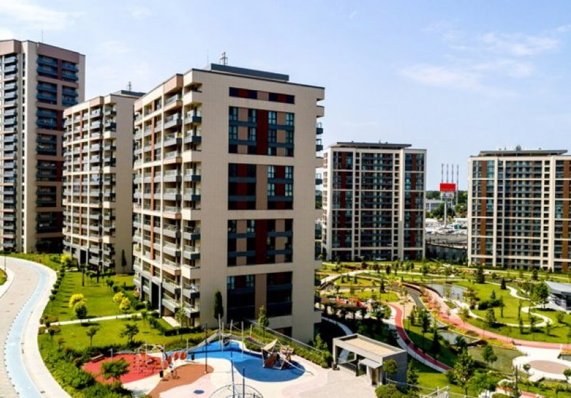 real estate for sale in İstanbul / Eyüp Apartments