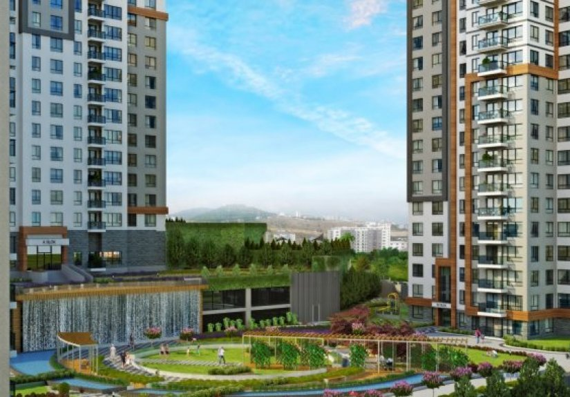 real estate for sale in İstanbul / Küçükçekmece Apartments