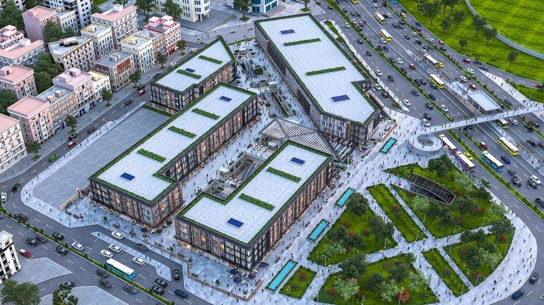 real estate for sale in İstanbul / Küçükçekmece Flats/Office