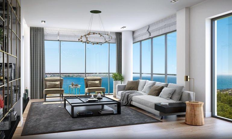 real estate for sale in İstanbul / Büyükçekmece Apartments