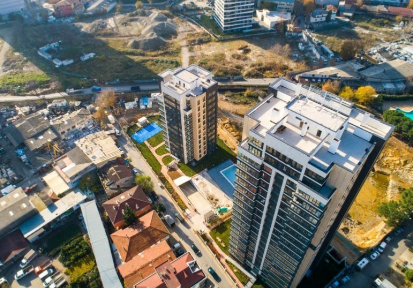 real estate for sale in İstanbul / Maltepe Residences